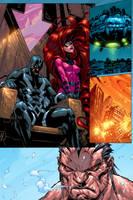 Inhuman 01 Page 09 by K-Bol