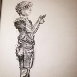 Drawing Down the Sun by BrennaxAdaira13