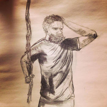 For My Driftwood Wizard by BrennaxAdaira13