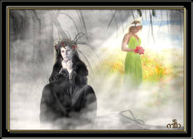 Demeter - Painful Mother by Umina