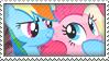 RainbowPie stamp. by xMayii