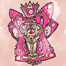 Pop-Culture Prophet by AEQEA