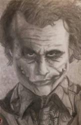 The Joker by ZombieAshley7