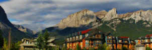 Canmore, AB. by DTherien