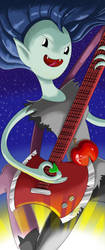Marceline airily play by SemajZ