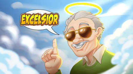 Good Bye Stan Lee by SemajZ
