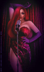 Jessica Rabbit by DonatellaDrago