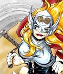 Thor dA user by MaryTonomura