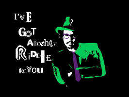 Riddler Johnny Depp by bdh88