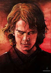 Anakin Sith by AlyonaSkywalker