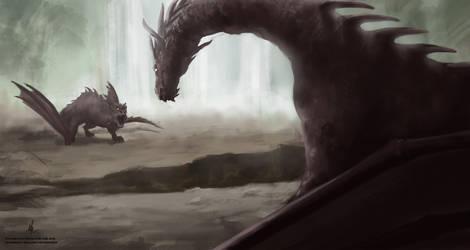 Adversary by AlyonaSkywalker