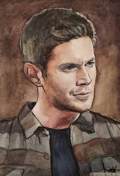 Dean by AlyonaSkywalker