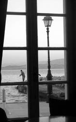 through the window by SmashingChris