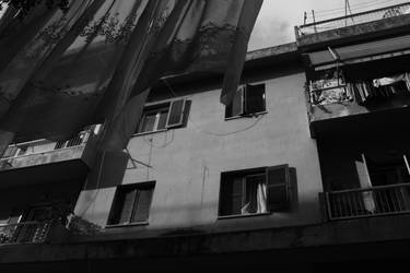 Through the curtain by SmashingChris