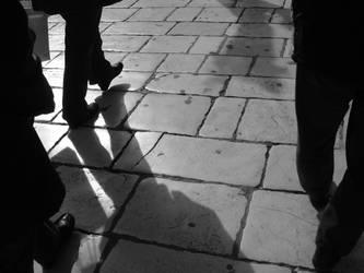 Walking by SmashingChris