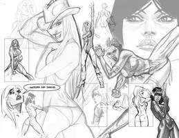 doodles II by LOPEZMICHAEL