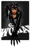 CatWoman by Michael Lopez by LOPEZMICHAEL