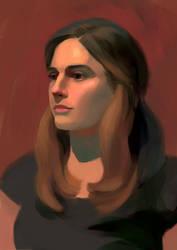 Life Study - Portrait 41 by PonyCool42