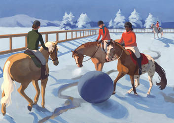 January by PonyCool42