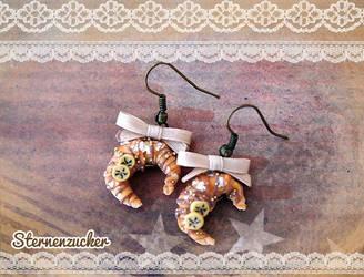 Banana-Choco Croissants by leinchen