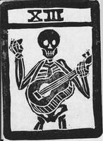 Death Tarot by DoreenPortico