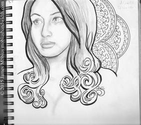 Jillian 1 by J-Mobius