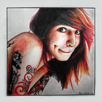 Girls portraits Series 1 by the-mba