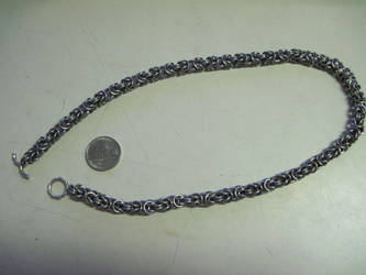 Byzantine Necklace by jicano