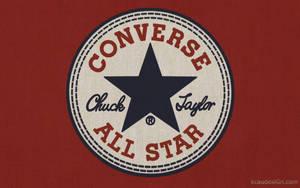 Converse All-Star Wallpaper by kcaudesign