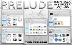 PRELUDE IconPack Inst. by JokerneB