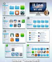 iLion IconPack Installer w7 by JokerneB