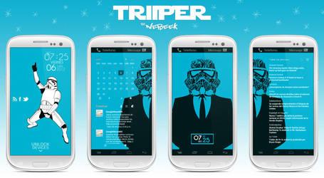 Triiper by JokerneB