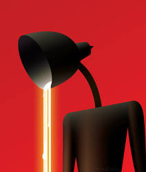 The Dark Lamp by ynthamy