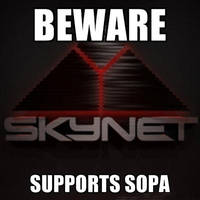 Skynet Supports SOPA by joanx