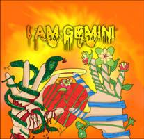 I Am Gemini by xBeatx