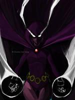 Raven by charlestanart