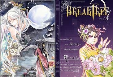 BreakFree vol 07 Coverpage by pansy88