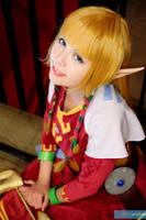 Link look at me... by Heigha