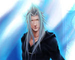 Xemnas Commission by Angelus-Tenebrae