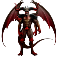 Final Fantasy Collab - Chaos by Angelus-Tenebrae