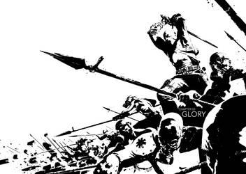 Glory by Marko-Djurdjevic