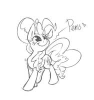 Penis by leadhooves