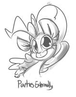 Parties Externally by leadhooves