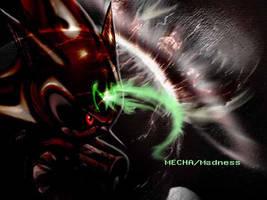 Foreshadows of Metallix by MechaDaHedgehog