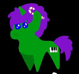 Mike Staley Pointy Pony by Icegaze08