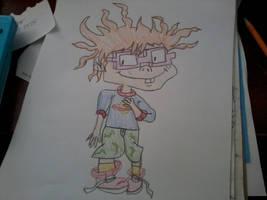 Chuckie loves his fans! by nightangel5431
