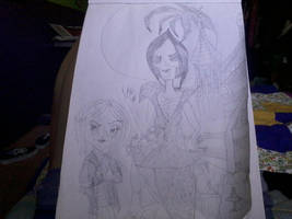 Coraline and The other mother by nightangel5431