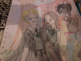 Me and Draco Malfoy aka my bad boy! by nightangel5431