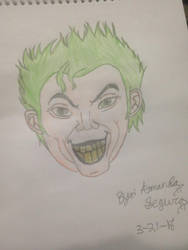 The Joker by nightangel5431