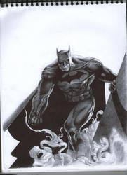 Batman by ugo-cb